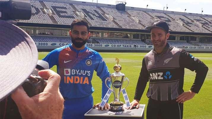New Zealand vs India 5 Match T20I Series India Tour Of New Zealand 2020 NZ vs IND, T20I Series- India TV