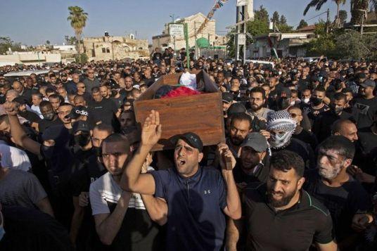 Israël: lesvilles mixtes judéo-arabes prennent feu