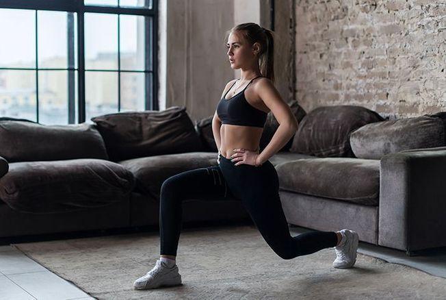 gym a la maison sport a domicile