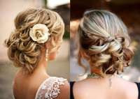 Wedding hairstyle: Try romantic side bun this time (view pics)
