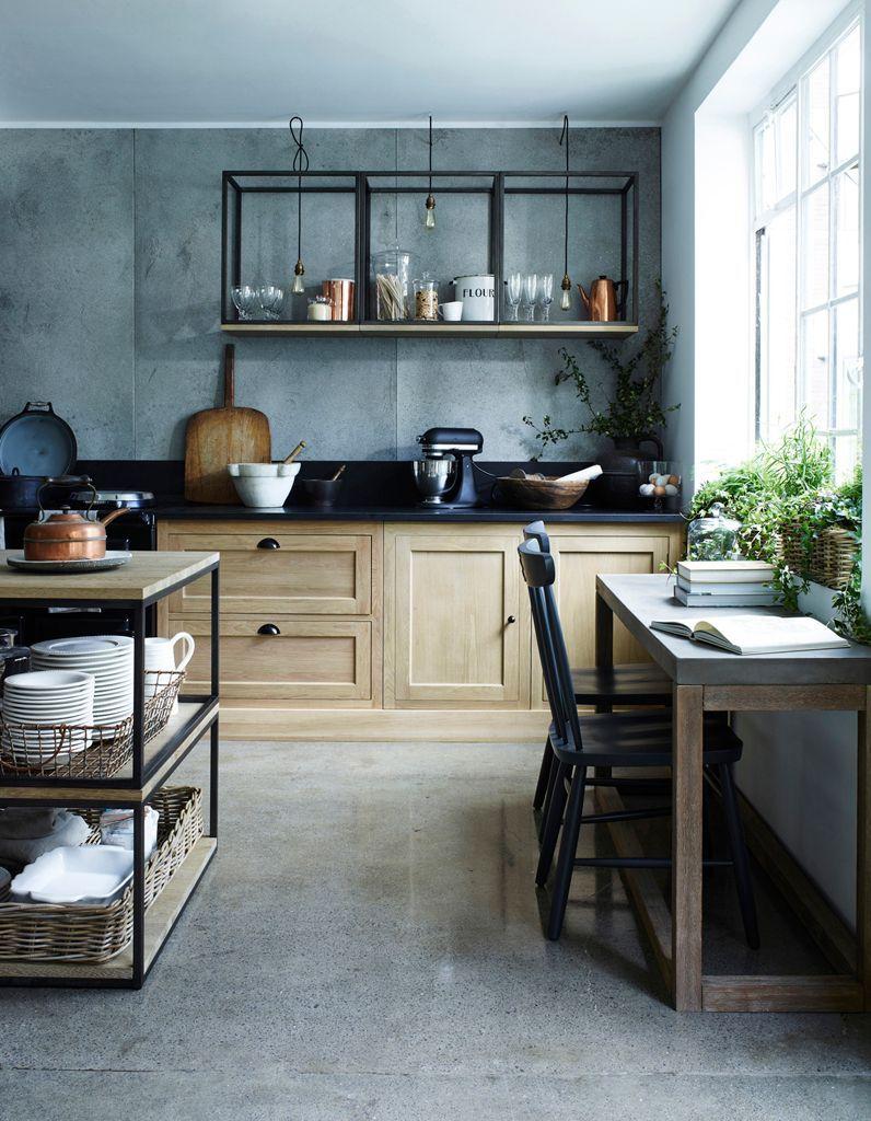 Deco Cuisine Style Montagne - Décoration de maison idées de design d ...