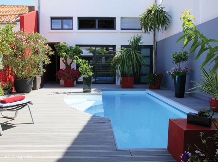10 petites piscines qui donnent envie   Elle Dcoration