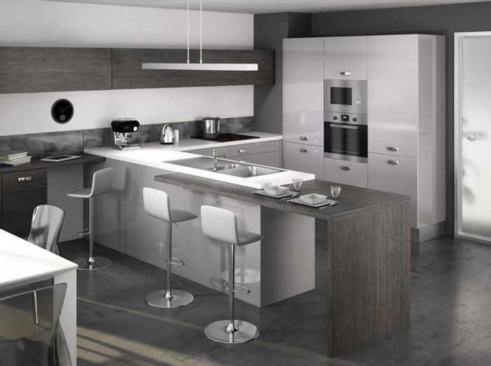 Cuisine design italienne meuble cuisine italienne meuble for Deco cuisine italienne