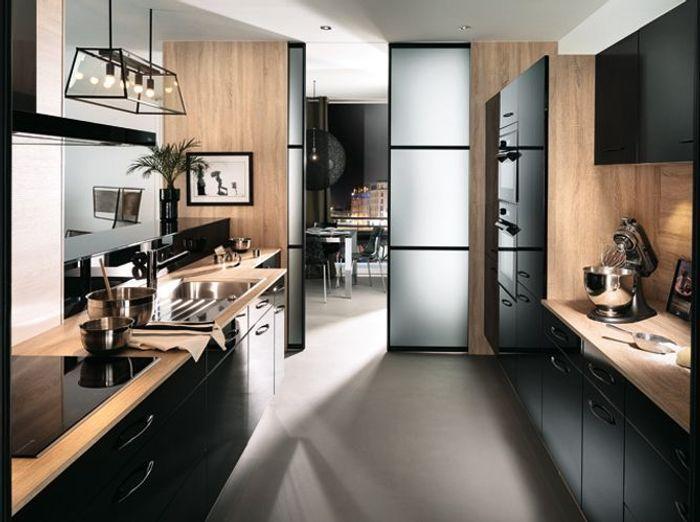 30 cuisines ouvertes et ruses  Elle Dcoration