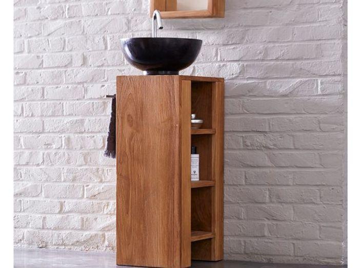 40 meubles pour une petite salle de bains  Elle Dcoration