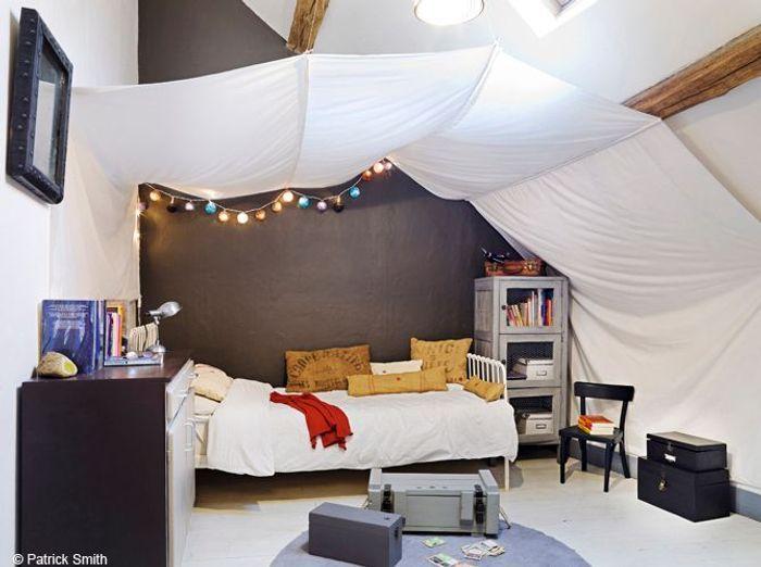 35 Chambres Sous Les Combles Elle Dcoration
