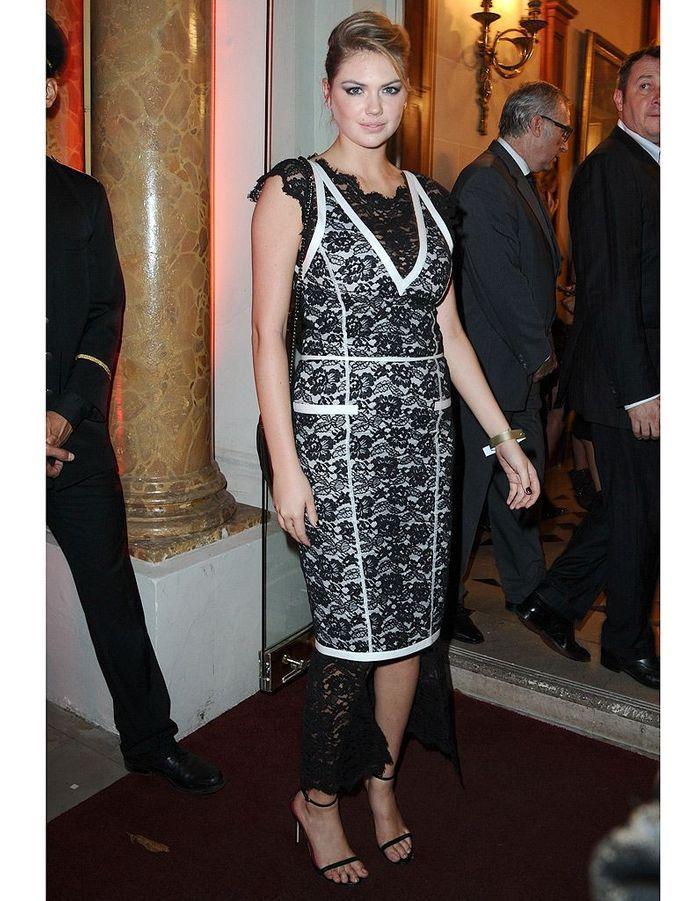 Kate Upton Runion De Stars Lavant Premire Chic De