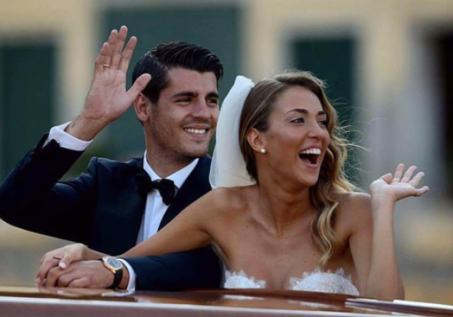 Chelsea: Alvaro Morata reveals how a missed penalty failed to spoil his marriage