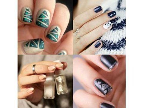 nail art noel les plus beaux nail art