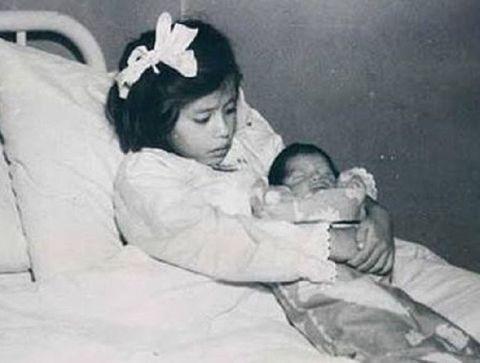 Lina Medina : mère à 5 ans -Corps humain : records du monde en images