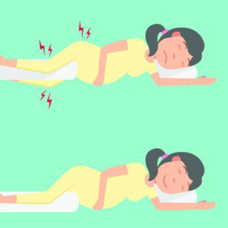 Sommeil et grossesse : les positions de sommeil spécial femmes enceintes ou future maman