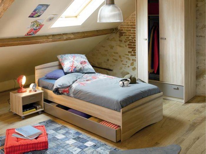 5 belles chambres denfant amnages dans les combles  Elle Dcoration
