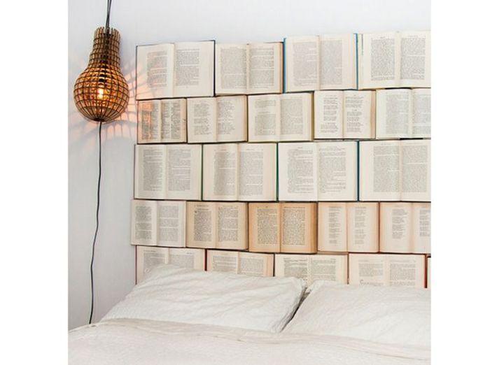 25 ides dco pour une tte de lit originale  Elle Dcoration