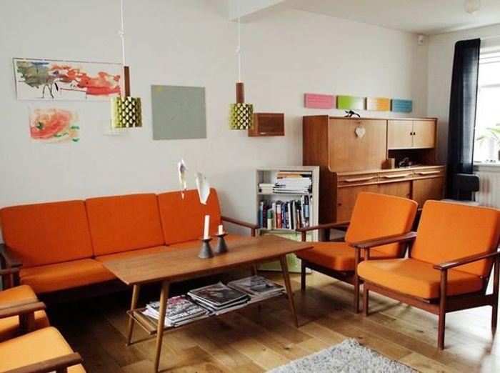 Les plus beaux salons reprs sur Pinterest  Elle Dcoration