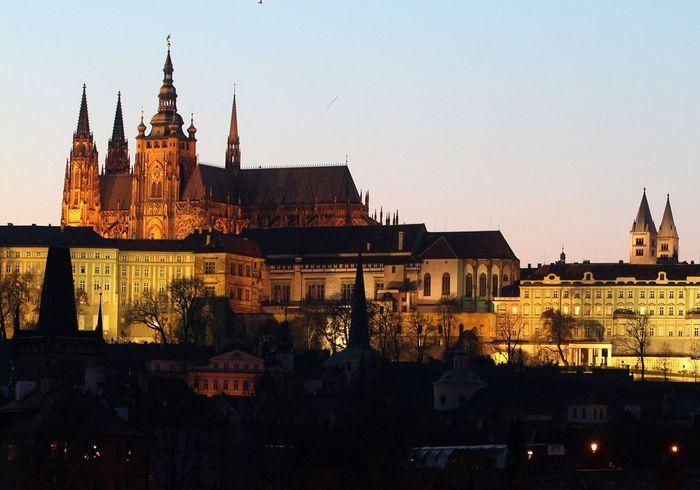 Le Chteau de Prague en Rpublique Tchque  20 chteaux  visiter absolument pour faire un