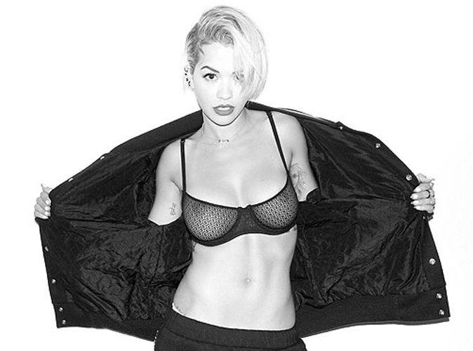 Mode  Rita Ora  une nouvelle star  nu pour Terry Richardson