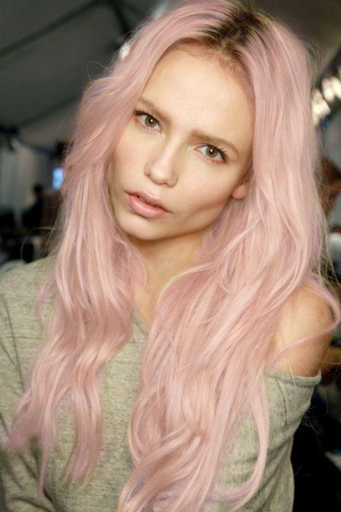 Blond Fraise Mannequin Le Blond Fraise La Coloration