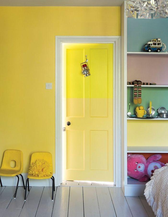 Peinture chambre enfant  nos ides pleines de style