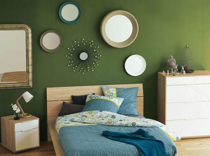 Chambre On Mise Sur Des Murs Colors Elle Dcoration