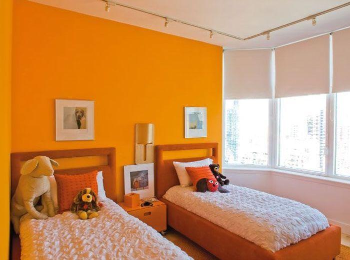 Une chambre denfant colore  Elle Dcoration
