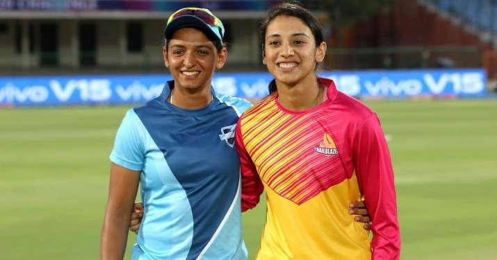 Harmanpreet Kaur Smrit Mandhana women t20 challenger