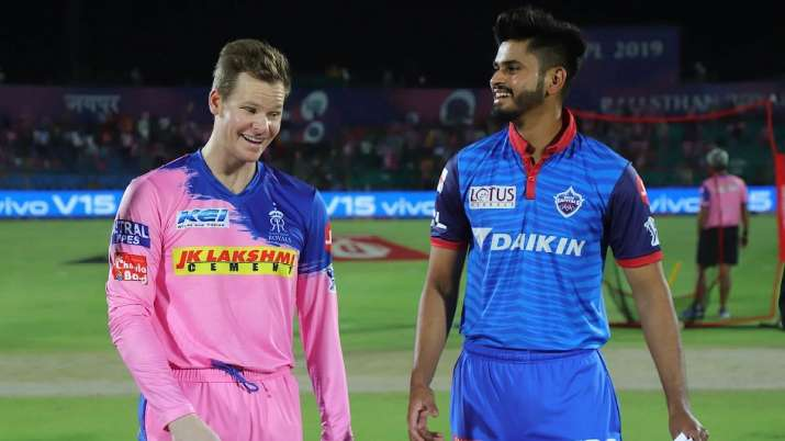 shreyas iyer dcv vs rr steve smith ipl 2020