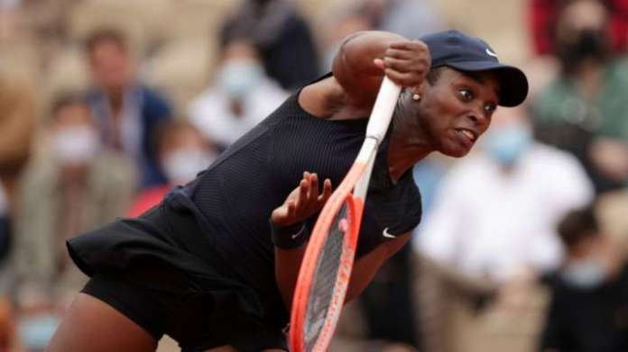French Open: Sloane Stephens sets up pre-quarters clash with Barbora Krejcikova