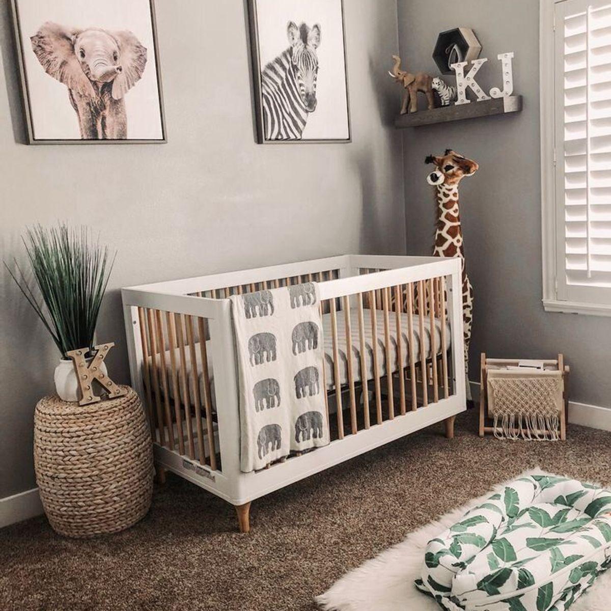 les plus belles chambres de bebe