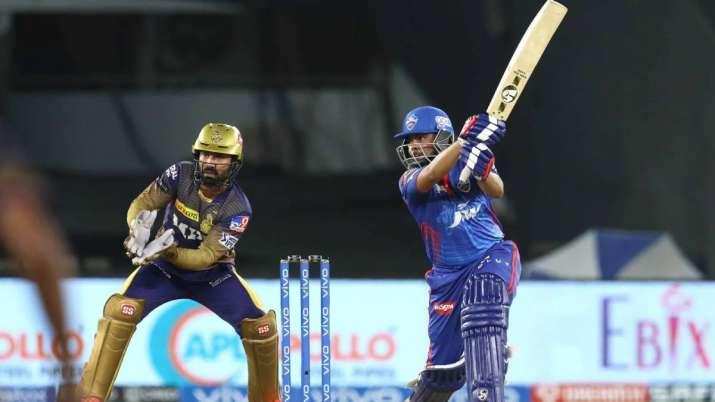 IPL 2021 | Prithvi Shaw storm uproots Kolkata Knight Riders in Ahmedabad