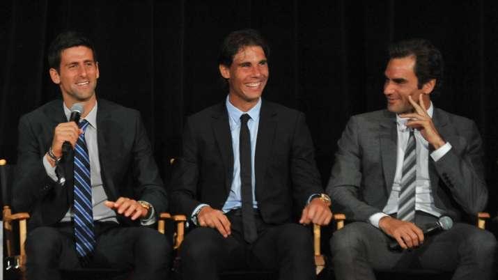 'Big Three' Djokovic, Nadal, Federer in same half of ...