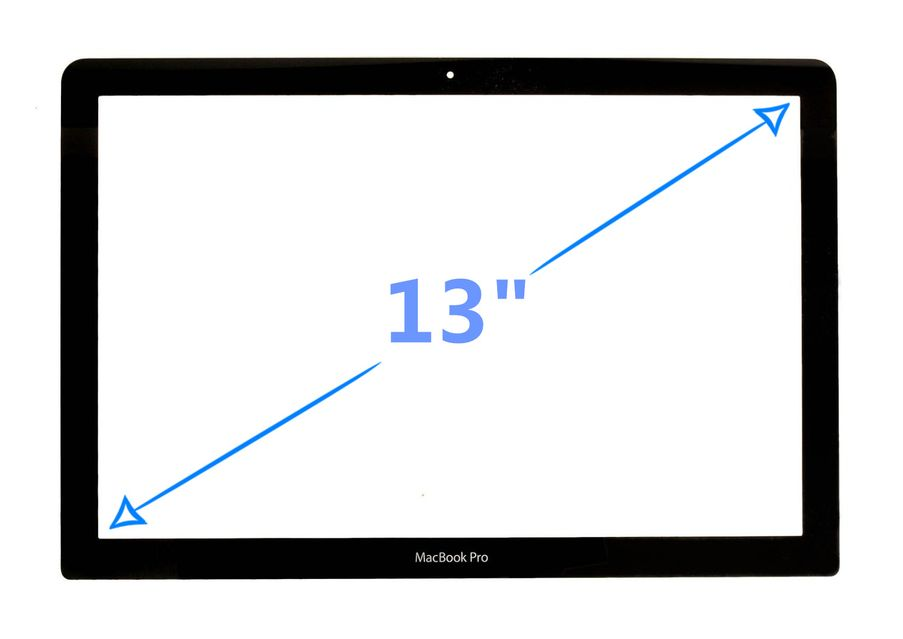 New for Apple MacBook Pro 13-inch Unibody A1278 LCD Glass