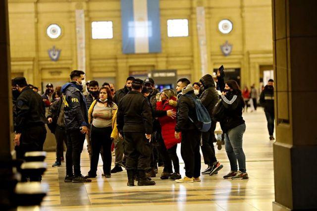Incidentes en la Estación Constitución