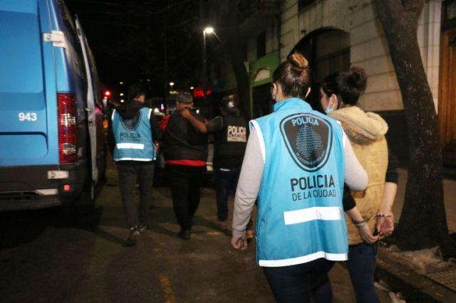 """Cayeron """"Los Reyes de Constitución"""": tenían un bar con venta de drogas"""