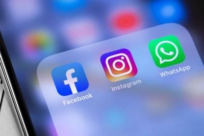 Facebook, Instagram y WhatsApp dejaron de funcionar en el mediodía del lunes