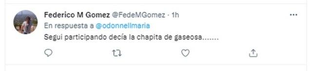 Las respuestas al tuit de María O'Donnell