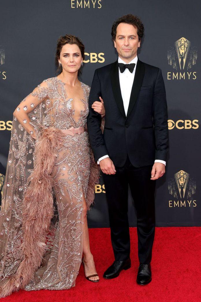 Los protagonistas de The Amercicans, Keri Russell junto Matthew Rhys