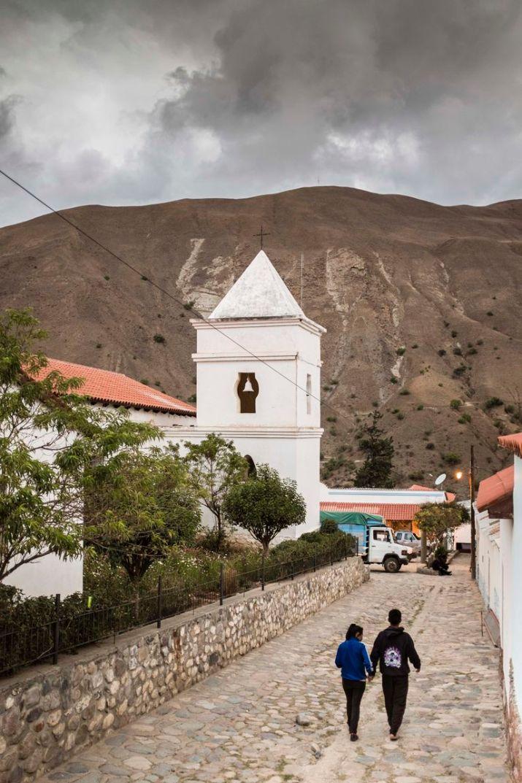 Iglesia de Santa Victoria Oeste.