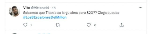 Ironía y sarcasmo en Twitter ante la respuesta de una participante