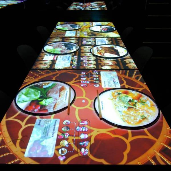 Image from: inamo-restaurant