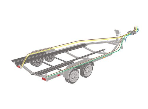 small resolution of electrical wiring harnes triton trailer