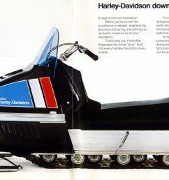 harley davidson snowmobile wiring diagram [ 1600 x 675 Pixel ]