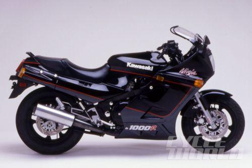 small resolution of kawasaki ninja motorcycle history 1984 gpz900 to 1990 zx 11 cycle world