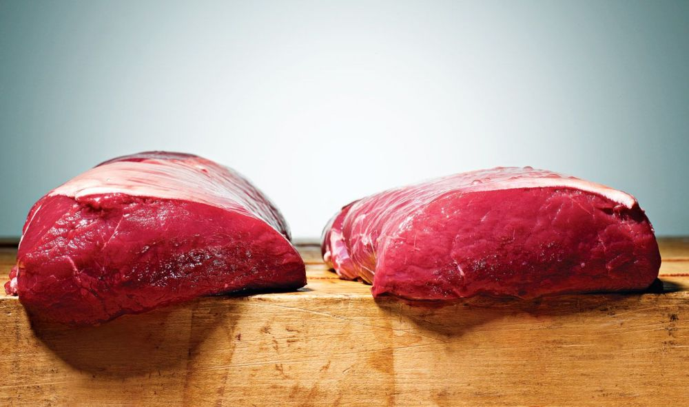 medium resolution of groin diagram cow meat
