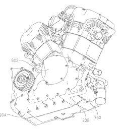 harley davidson engine cooling diagram [ 1500 x 1125 Pixel ]