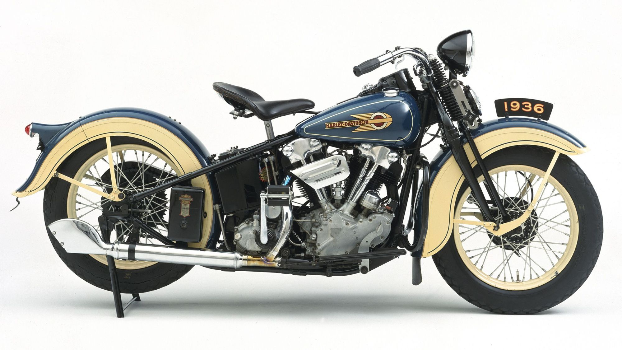 hight resolution of harley davidson knucklehead v twin motorcycles history of the big twin cycle world