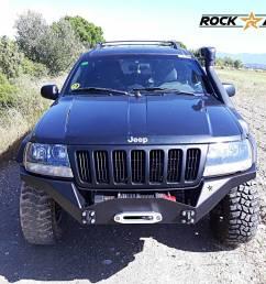 2006 jeep grand cherokee bumper guard [ 1920 x 1440 Pixel ]