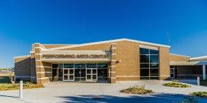Monett High School FEMA Safe Room & Performing Arts Center Addition Monett MO