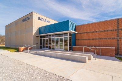 Seneca High School Safe Room (17)