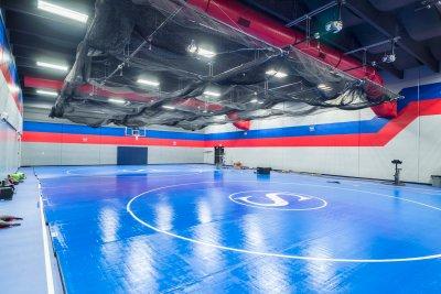 Seneca High School Safe Room (27)