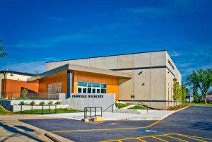 Education Buildings Joplin MO